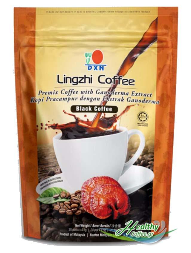 Γανόδερμα καφές